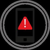 Caméra Batilec donnant alertes sur smartphone